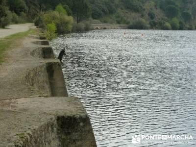 Senderismo Madrid - Pantano de San Juan - Embalse de Picadas; hiking; ropa de montaña
